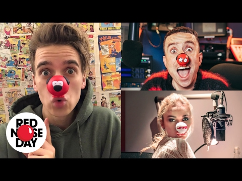 Thumbnail: Meet the 2017 Red Noses and their celebrity voices!