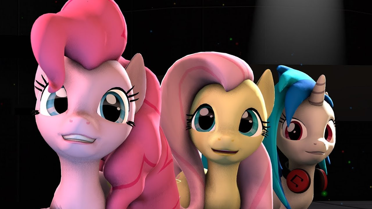 Download Party with Pinkie [SFM]