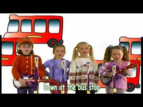 Down At The Bus Stop-Kidzone