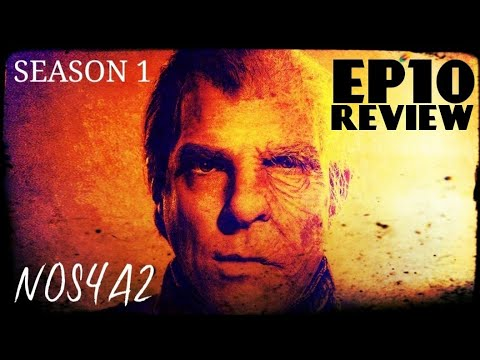NOS4A2 SEASON 1 EPISODE 10 SEASON FINALE REVIEW
