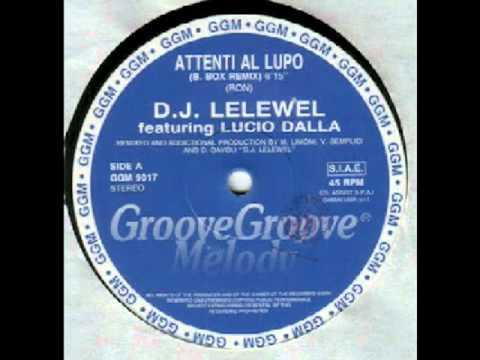Luccio Dalla - Attenti Al Lupo (Black Box Remix)