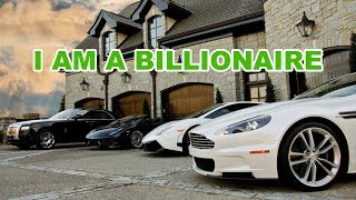 I AM A BILLIONAIRE - SUBLIMINAL HYPNOSIS - BINAURAL BEATS + SUBLIMINAL AFFIRMATIONS