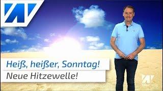 Neuer Hitzehammer am Sonntag: 40 °C heiß!