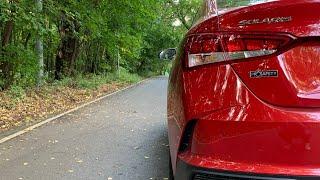 Hyundai Solaris 2020 - турбо нет, мощность есть. Разгон 0 - 100, замер