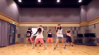 「Cheeky Parade「キズナ PUNKY ROCK!!(Kizuna PUNKY ROCK!!)」/Official Practice movie」
