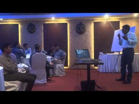 Biostadt India Limited organized Aspire 1000  workshop for it's sales team part1