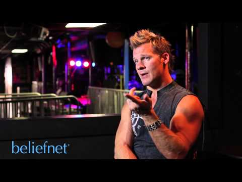 Chris Jericho Interview #6 - Jericho, the Dad