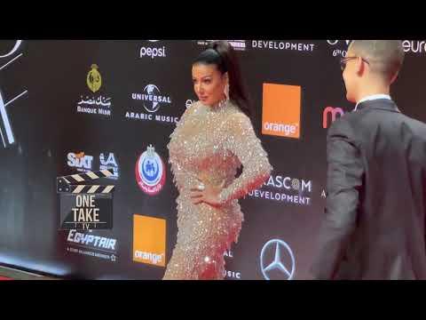 ملبن مصر سمية الخشاب تشعل ريد كاربت افتتاح مهرجان الجونة السينمائي gff2021