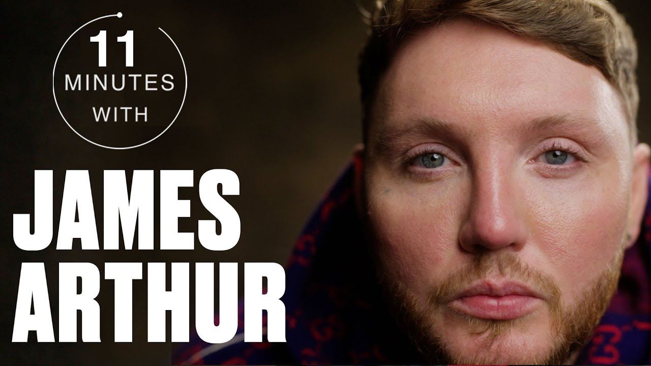 James Arthur On Anxiety, Panic Attacks and The X Factor | Minutes With | LADbible
