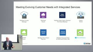 Inside NetApp's Cloud Services with Anthony Lye