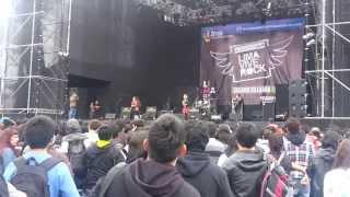 lima viva rock 2013 AREA 7