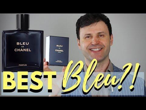New Bleu De Chanel Parfum Pour Homme 2018 Review