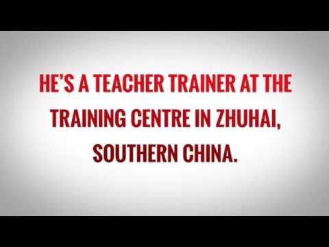 Teaching English in Zhuhai - CHINA - Duncan Wood
