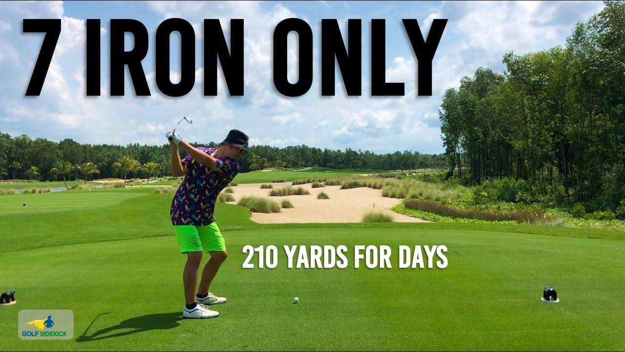 7 IRON ONLY