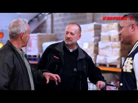 Relacja z wizyty w karpiowej firmie Solar Tackle w UK / Karp Max