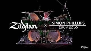 Simon Phillips - DRUM SOLO - 2017 UK Drum Show