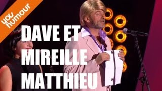 KICEKAFESSA - Dave et Mireille Matthieu