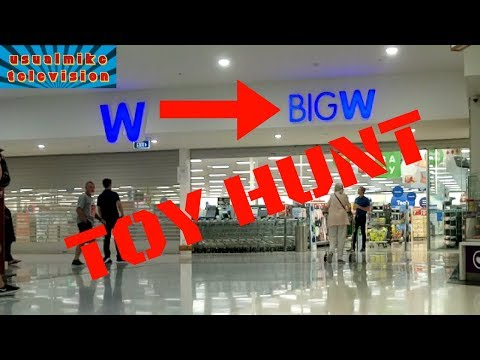 BIG W SUNDAY MORNING TOY HUNT Hot Wheels, Star wars, Funko pop & More