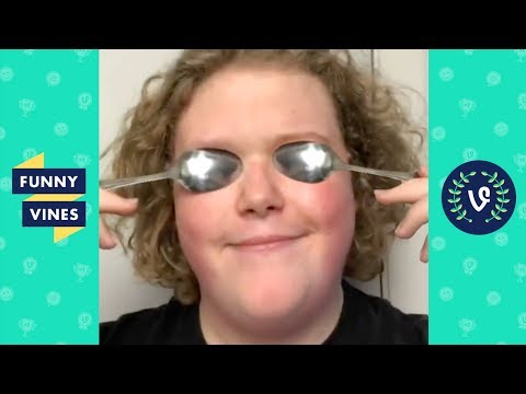 TRY NOT TO LAUGH CHALLENGE   The Best Funny Vines Videos of All Time Compilation #4   April 2018