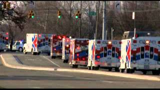 Tribute to Indianapolis' fallen heroes....Paramedic Cody Medley and Paramedic Timmy McCormick