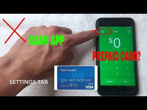 ✅  Can You Use A Prepaid Card With Cash App?  🔴