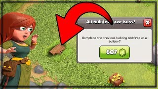 607 Gems to do THIS in Clash of Clans - Fix That Rush Episode 51!