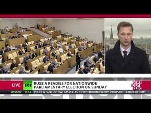 14 parties, 450 seats at stake: Russia readies for elections to state Duma