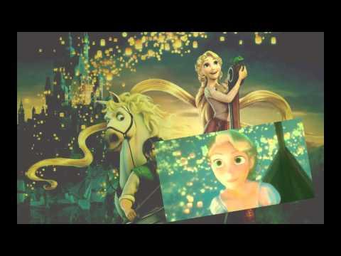 Tangled- I See The Light - Lyrics On Screen - Sing Along