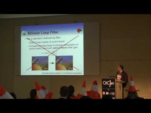 VideoLAN Dev Days 2016: Daala