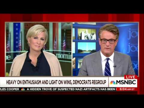 """Morning Joe: Georgia Election """"Unmitigated Disaster"""" for Dems"""