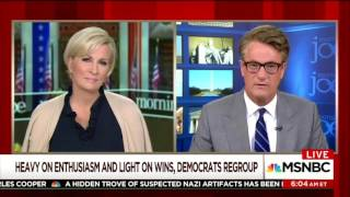 "Morning Joe: Georgia Election ""Unmitigated Disaster"" for Dems"