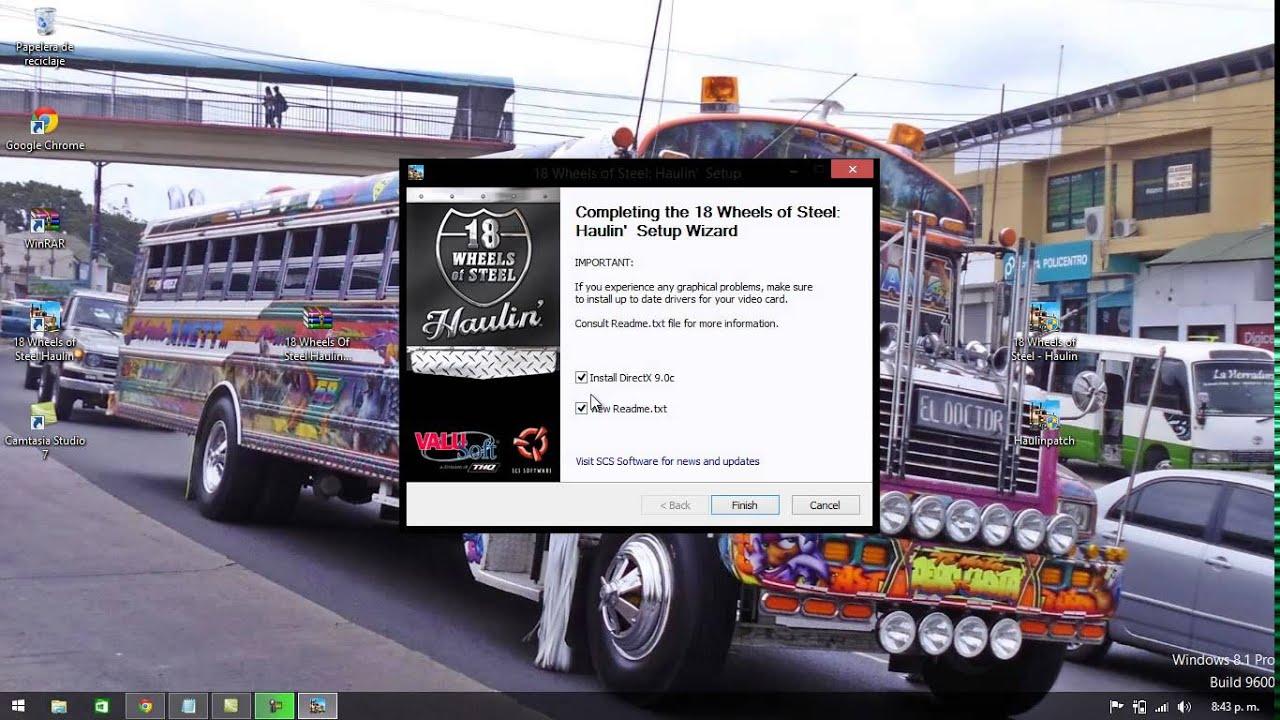 descargar 18 wheels of steel haulin colombia gratis para pc softonic