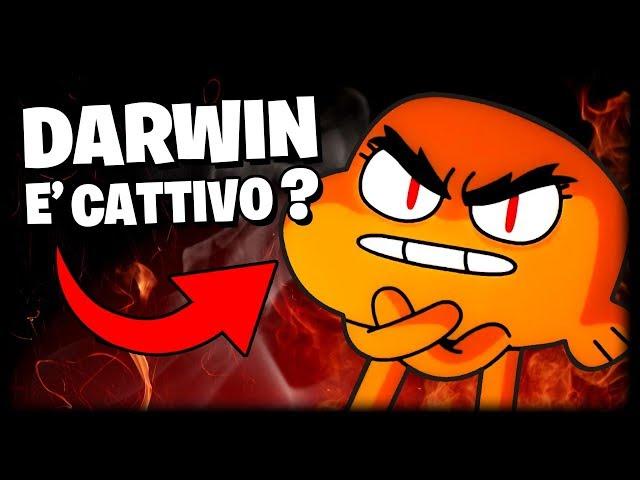 DARWIN E' CATTIVO ? 💊 TEORIE SU GUMBALL