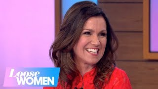 Susanna Reid Once Got Stood Up on a Date Because She Doesn't Drink  | Loose Women