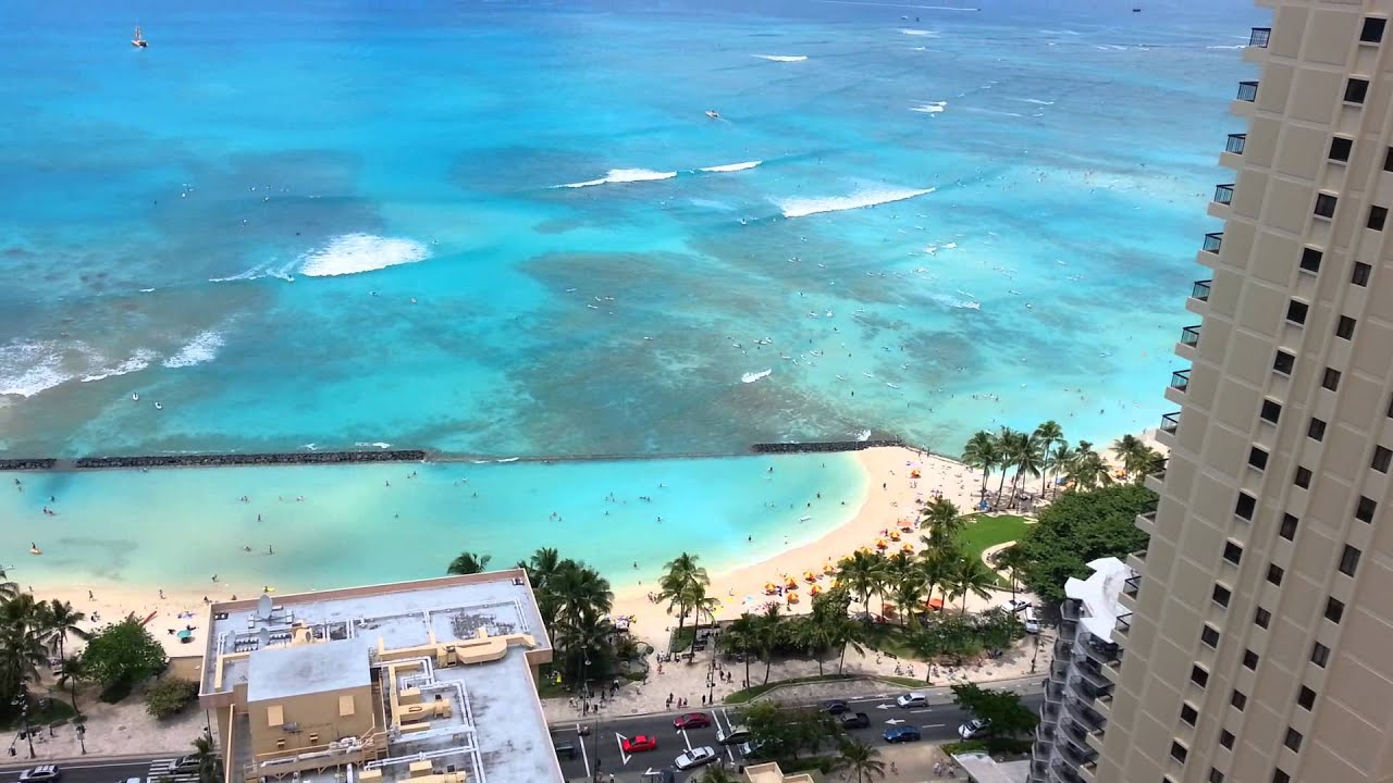 Pacific Beach Hotel Waikiki Address