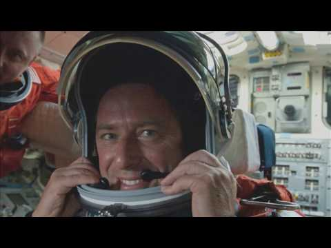 Living & Working in Space | Gregory Johnson