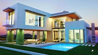 casas minimalistas minimalista modernas piscina arquitectura