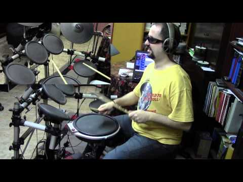 NEW ORDER - BLUE MONDAY (DRUM COVER)