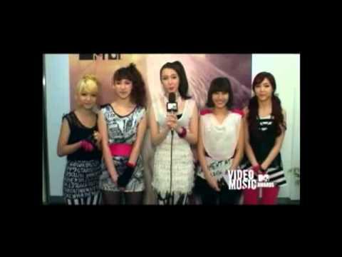 Chocolat 2011 VMA Music Video Recommendation