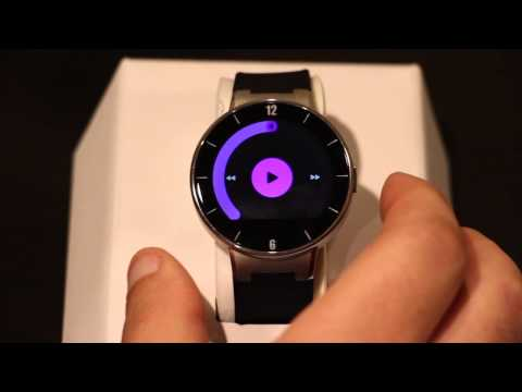 Alcatel Onetouch Watch - Unboxing and Detailed review