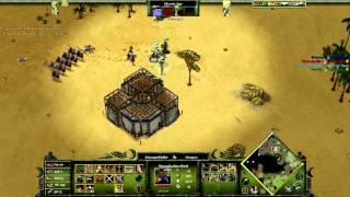 Nice 2v2 in Age of Mythology Extended Edition!