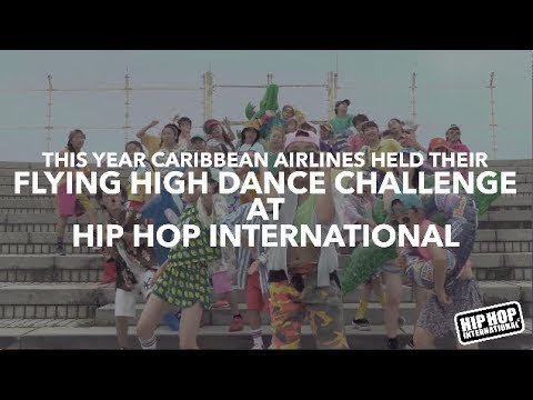 """Caribbean Airlines """"Flying"""