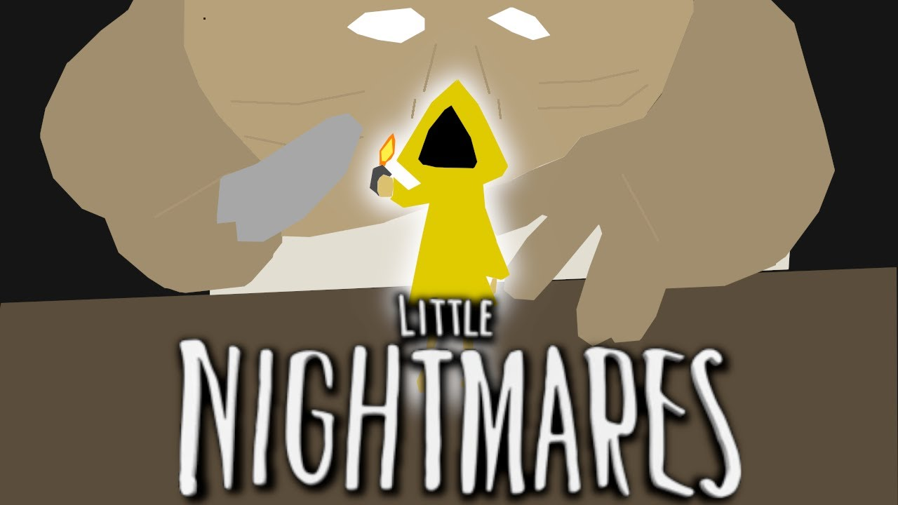 LITTLE NIGHTMARES | Creepy Files