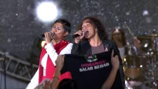 Download Video Konser Kemerdekaan -  Slank, Yura Yunita, Dira Sugandi MP3 3GP MP4