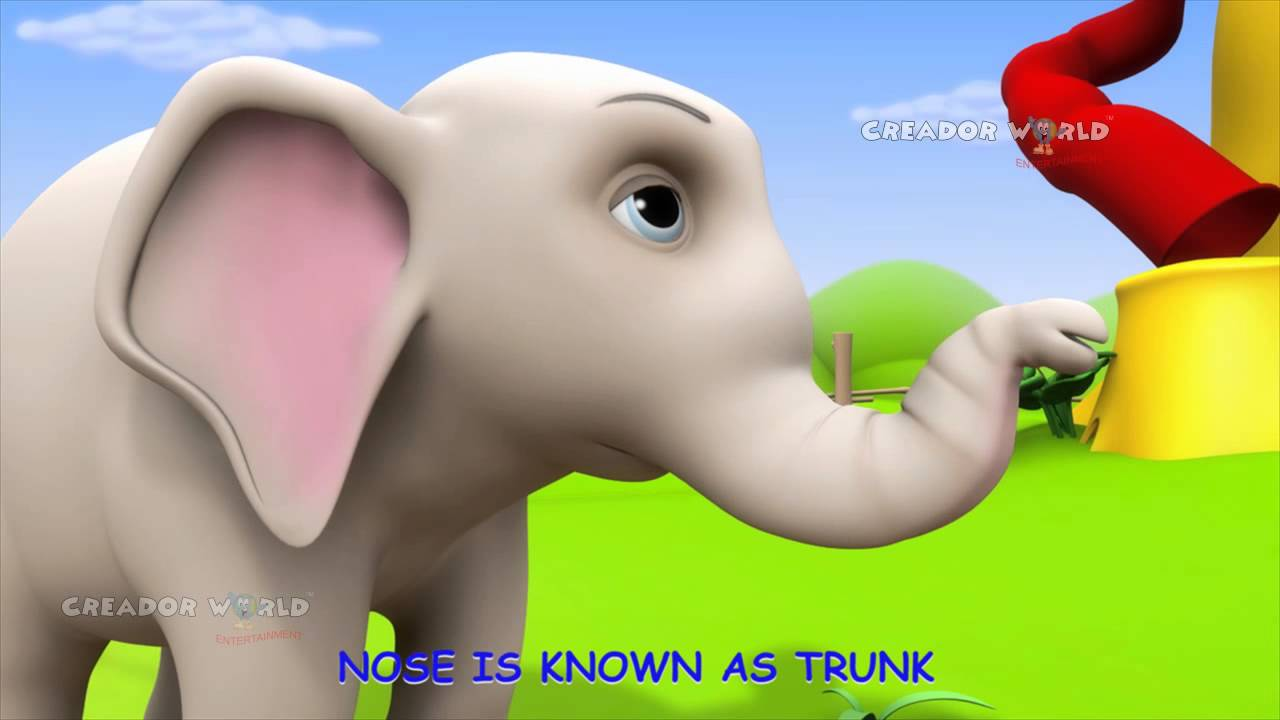 5e466268e Elephant Rhymes
