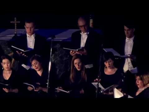"Steinberg ""Passion Week"" live in Russia - Clarion Choir under Steven Fox"