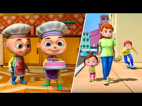 Zool Babies Series - Food Trap Episode | Cartoon Animation For Kids | Videogyan Kids Shows