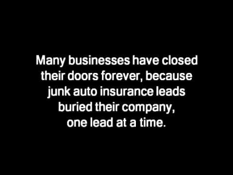 Buy Auto Insurance Leads That You Can Close A Sale With!