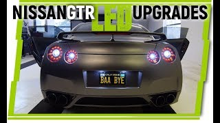 700+ Horsepower & Stupid Cool LEDs every 2009 to 2017 Nissan GTR Needs BAD!