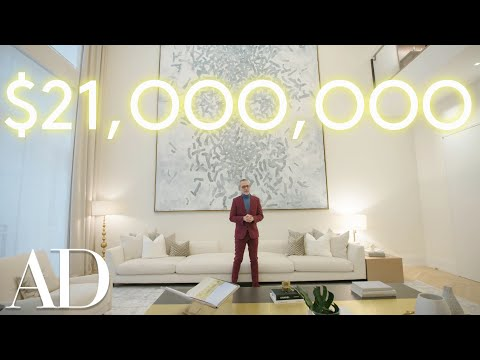 Inside a Massive $21M NYC Townhouse | On the Market | Architectural Digest
